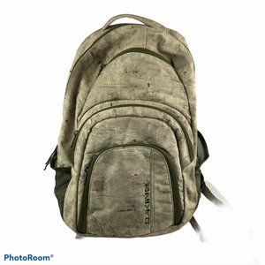 DAKINE Green Camo Backpack